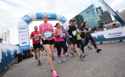 Plus de 3 500 salariés ont participé cette année à la seconde édition de Run at Work