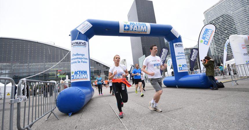 ACF récolte plus de 750 000 euros pour la 9ème édition de son Challenge Contre la Faim