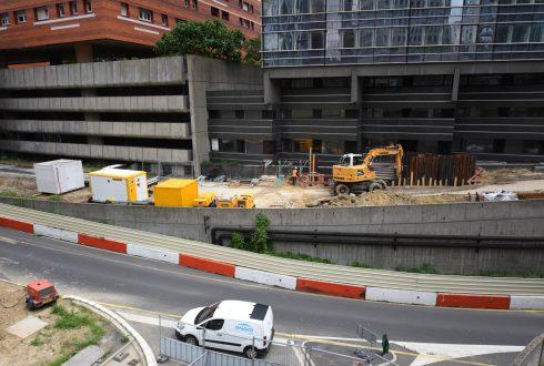 L'immeuble des Saisons le 13 juin 2016 – Defense-92.fr