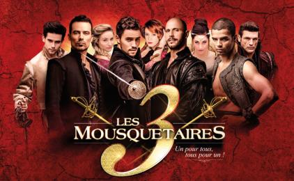 La troupe des 3 Mousquetaires en showcase aux 4 Temps le 26 juin