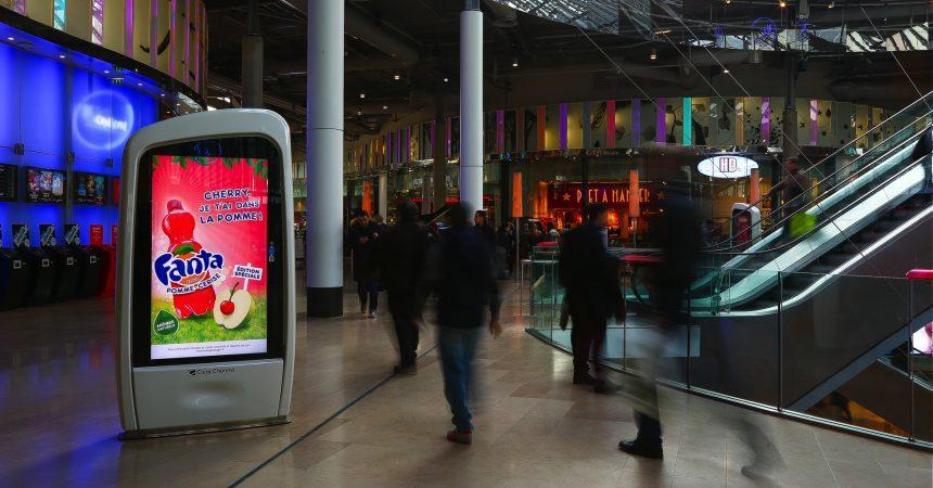 Clear Channel lance une offre aux enchères «Performance» pour ses écrans digitaux