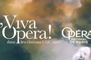 Viva l'Opéra : Les Contes d'Hoffmann en direct de l'UGC de La Défense