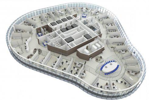 Le projet de la tour Alto - Agence Interfaces Architectures