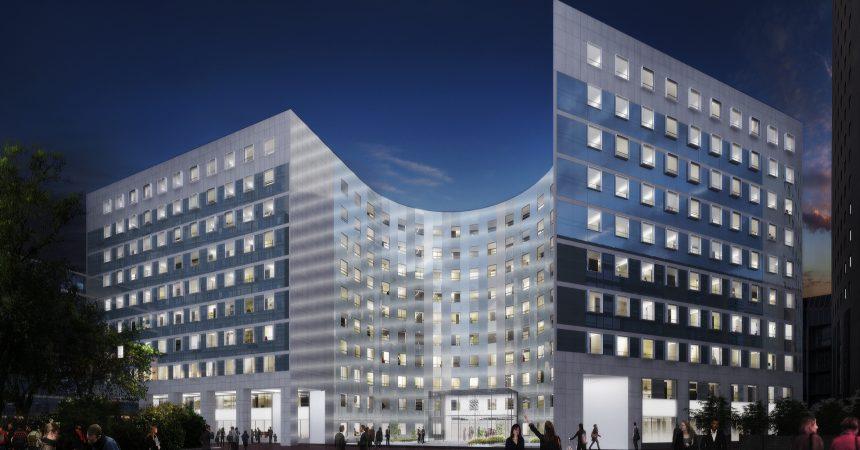 Vinci Immobilier cède à AG2R La Mondiale l'immeuble Le Belvédère
