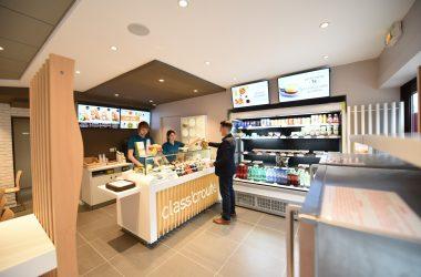 Class'Croute ouvre son second restaurant de La Défense, place de l'Hémicycle