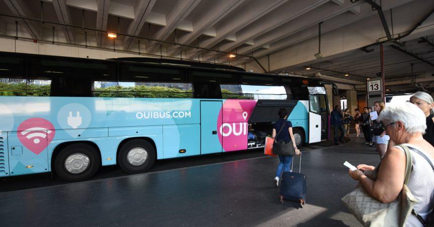 Ouibus ouvre deux nouvelles liaisons depuis La Défense