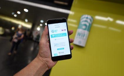 La RATP vous offre du Wi-Fi gratuit en gare de La Défense