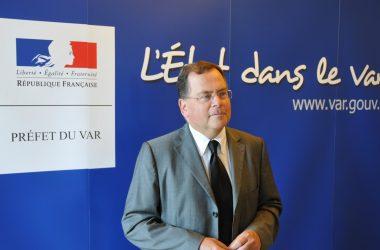 Pierre Soubelet, le nouveau préfet des Hauts-de-Seine arrive du Var