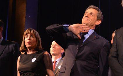 Sur Twitter Joelle Ceccaldi soutient la candidature de Sarkozy