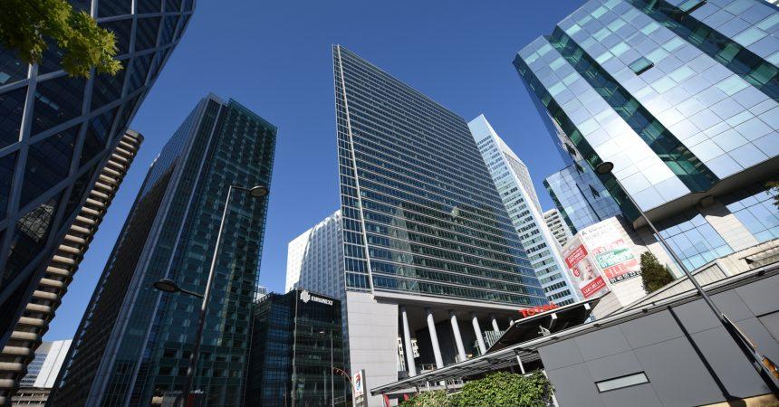 La vente de trois tours à La Défense rapporte dix millions d'euros à Courbevoie