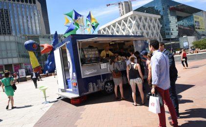 La Défense cherche ses food-trucks pour cette année