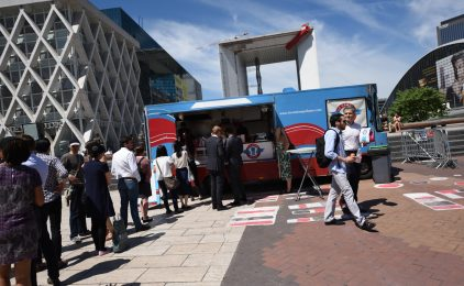 Et si vous faisiez partie du jury qui choisira les food trucks qui sillonneront La Défense cette année