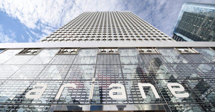 SAS installe son département formations à ses logiciels dans la tour Ariane