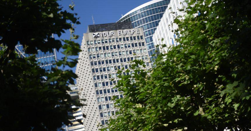La tour Europe passe sous pavillon américain