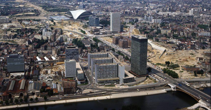 Tours et détours, l'exposition qui retrace l'histoire de La Défense de 1883 à 1989