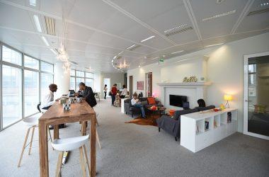 Nextdoor ouvre un espace de coworking à La Défense