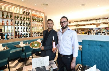 Fratellini, la pizzeria à l'italienne s'implante aux 4 Temps