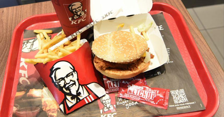 Les poulets frits de KFC arrivent aux 4 Temps