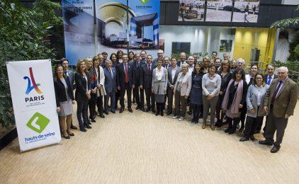 Le département des Hauts-de-Seine soutient Paris 2024
