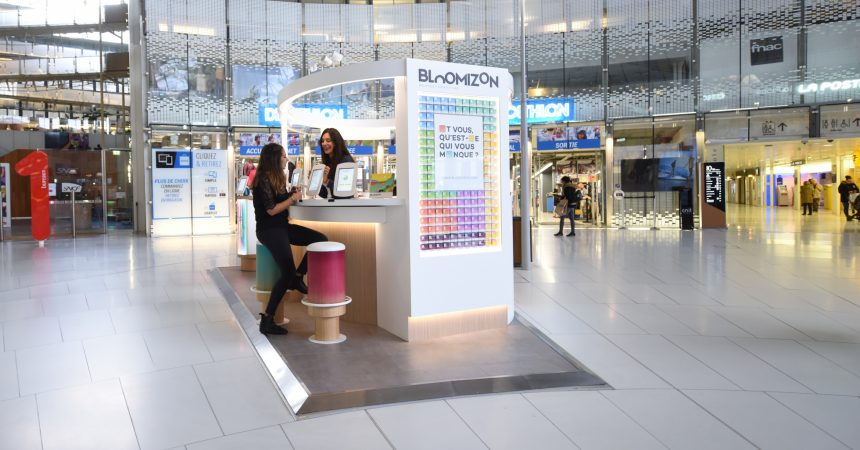 Avec son pop-up store, la startup Bloomizon vous propose de faire le plein de vitamines