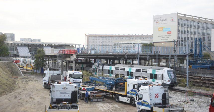 Un long week-end sans train sur une partie du RER A et la ligne L