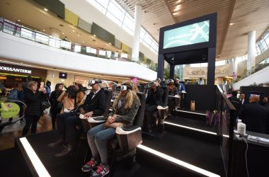 Samsung ouvre un parc d'attraction virtuel éphémère aux 4 Temps