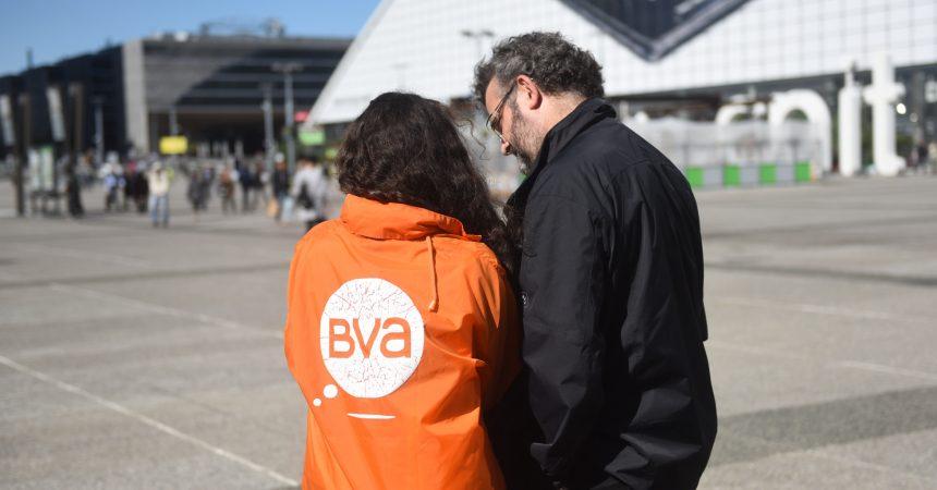 Pendant une semaine BVA va sonder les Défensiens