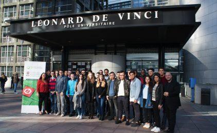 La DevSchool a fait sa première rentrée au Pôle Léonard de Vinci
