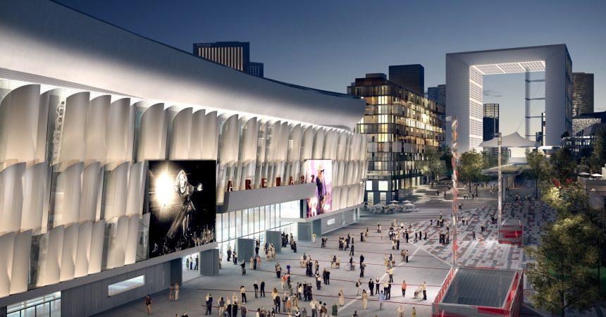 U Arena, Jardin de l'Arche, Grande Arche, Ampère e+, One,… : ce qui va se passer à La Défense cette année