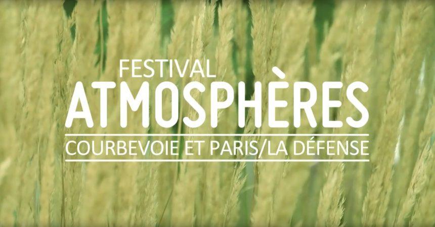 A La Défense le Festival Atmosphère joue la carte de la solidarité et de l'écologie