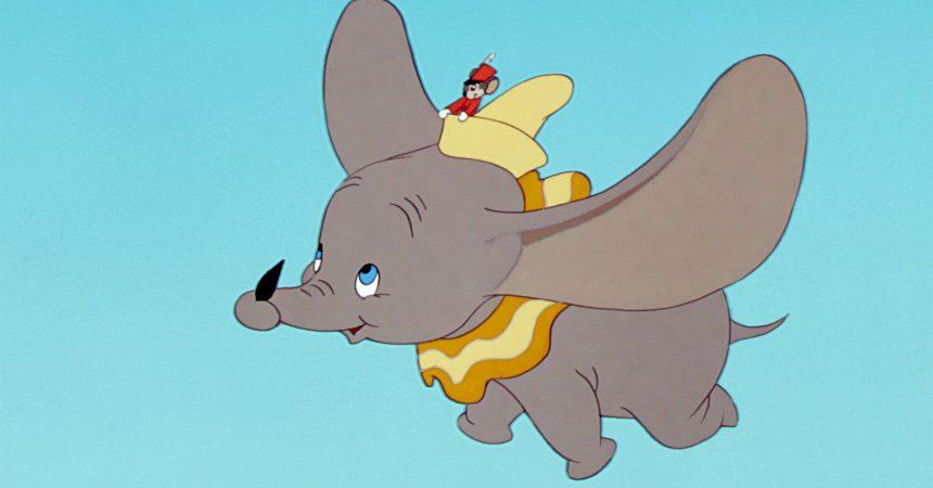 Dumbo, l'un des plus grands classiques Disney à l'UGC de La Défense