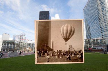 Defacto dévoile vingt-cinq photos historiques inédites de La Défense