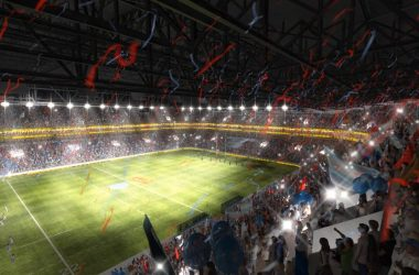 L'Arena 92 change de nom pour devenir la U Arena