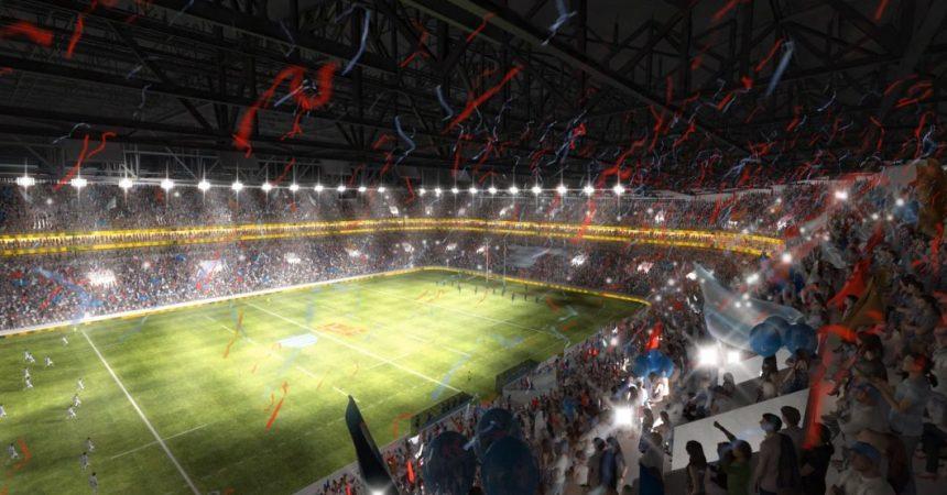 Pour son premier match à la U Arena le Racing 92 affrontera le Stade Toulousain