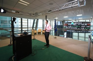 BFM Business réinstaure les points bourse en direct d'Euronext