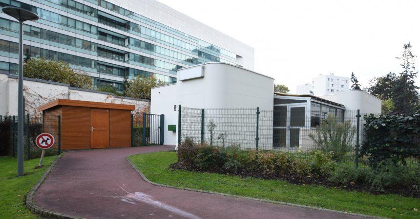La ville de Courbevoie met en vente l'ancienne halte-garderie Leclerc