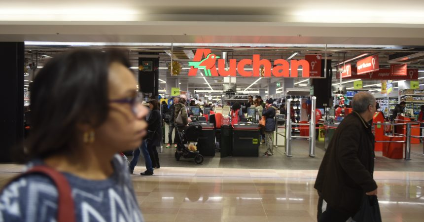 Dès janvier l'hypermarché Auchan des 4 Temps sera ouvert tous les dimanches matin