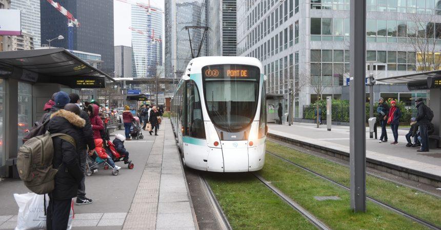 Plus de tramway le matin sur le T2