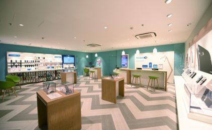 Bouygues Télécom déploie son nouveau concept de boutique aux 4 Temps
