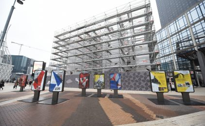 Une exposition pour marquer la fin de la restauration du Calder qui fête ses quarante ans