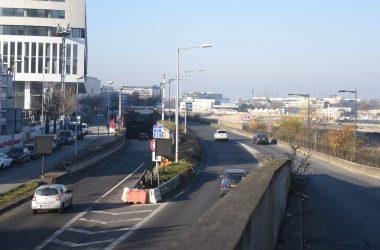 Un débat sur la mise à double sens du boulevard de La Défense