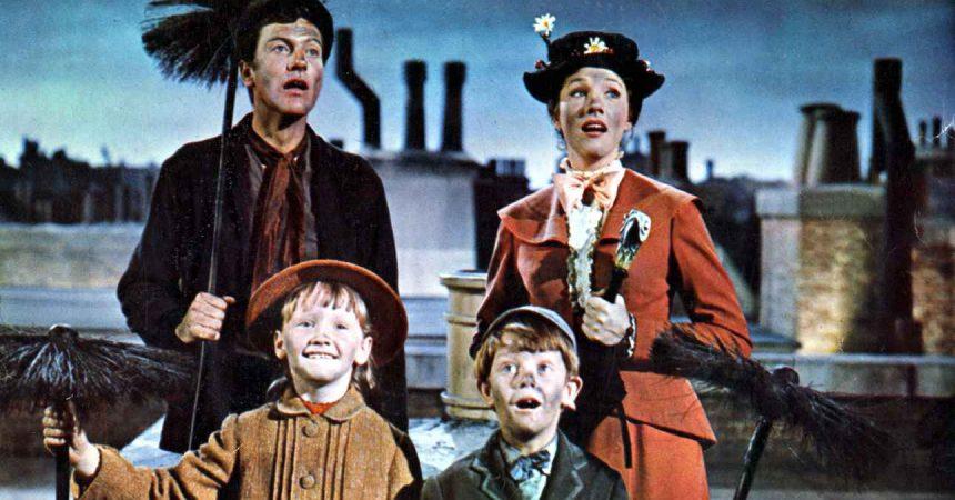 """Mary Poppins à l'UGC des 4 Temps ce dimanche pour la """"Petite séance"""""""