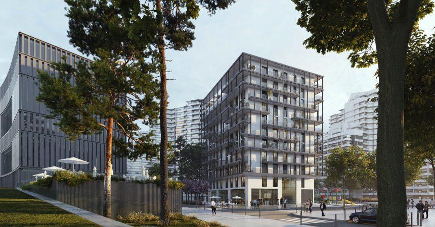 Un nouveau programme de logements va pousser dans les Jardins de l'Arche