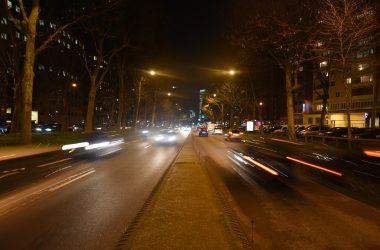 Neuf mois de travaux pour renouveler l'éclairage public sur l'avenue Charles de Gaulle à Puteaux
