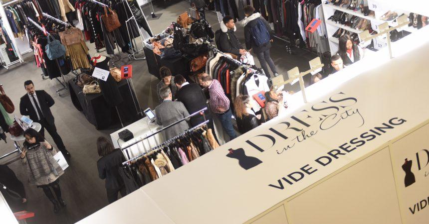 Dress in the city est de retour aux 4 Temps pour les soldes