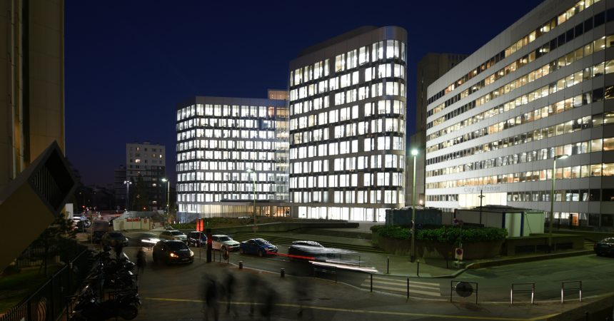 Sogeprom fait son entrée dans l'immeuble Ampère e+