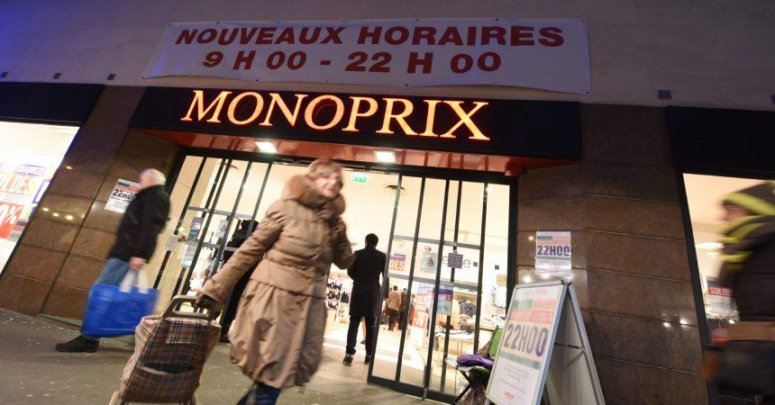 Le Monoprix du Faubourg de l'Arche désormais ouvert jusqu'à 22 heures