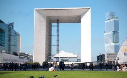 Découvrez en images le projet de la tour des Jardins de l'Arche