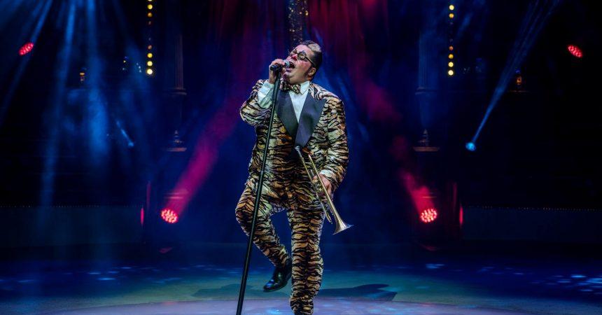 Le Cirque d'Hiver Bouglione s'invite aux 4 Temps