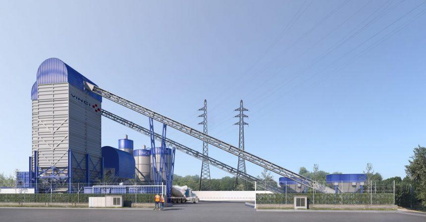 Le maire de Nanterre ne veut pas de la centrale à béton du chantier Eole dans sa ville